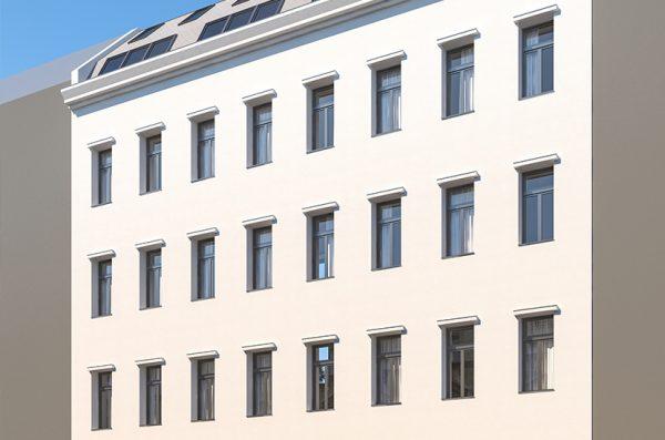 Dr. Riess Rechtsanwälte Projekt Mohsgasse Wohnen Wohnen am Puls der Stadt