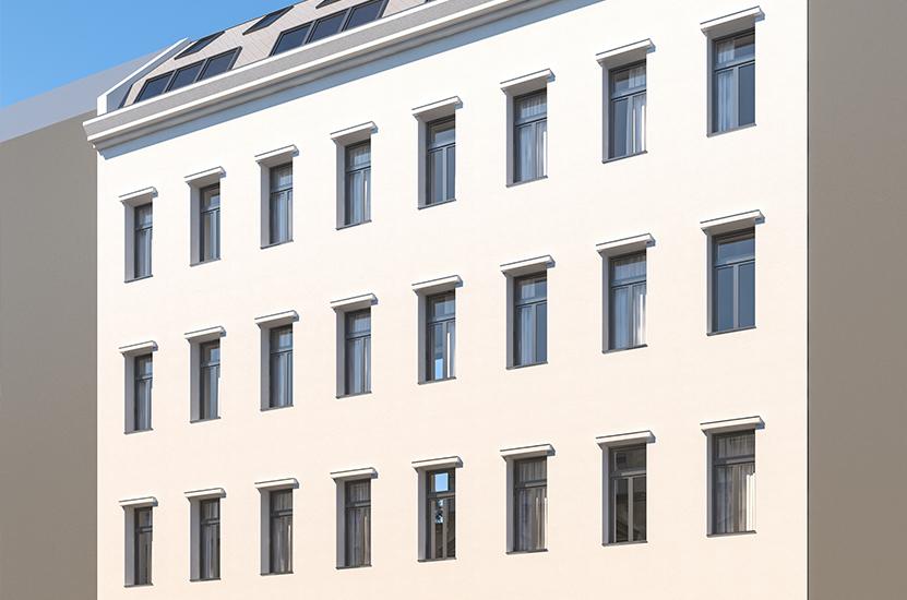 Dr. Riess Rechtsanwälte - Projekt Mohsgasse Wohnen am Puls der Stadt